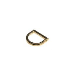 Flat D-Ring - 20mm BP