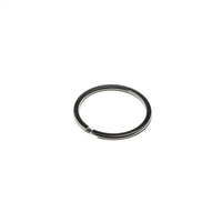 Flat Split Ring (thin)- 23mm NP