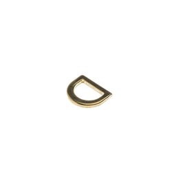 Flat D-Ring - 13mm BP