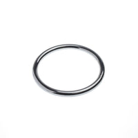 Welded Ring - 50mm NP Chrome Plated