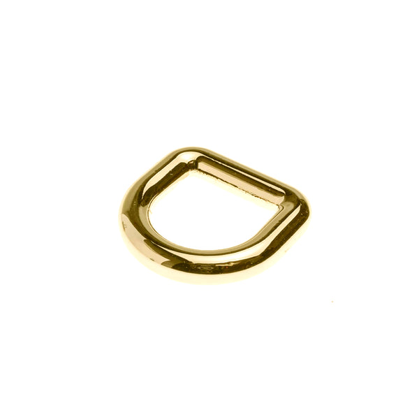 Solid D-Ring - 20mm BP