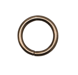 Open Ring - 25mm OXI - SLIVER