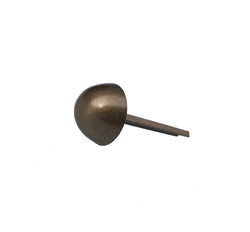 Bag clamp stud Dome - 15.5mm ANT