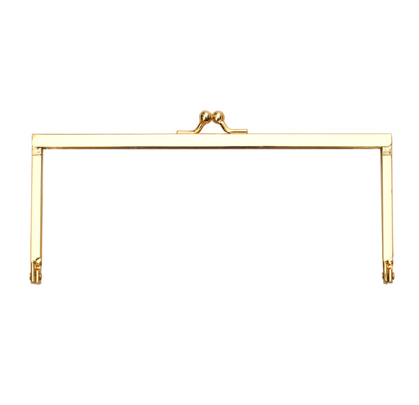 Bag frame Gold 170mm