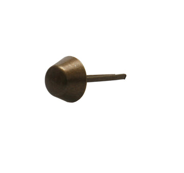 Flat Top cone Bag Clamp Stud - 12mm ANT
