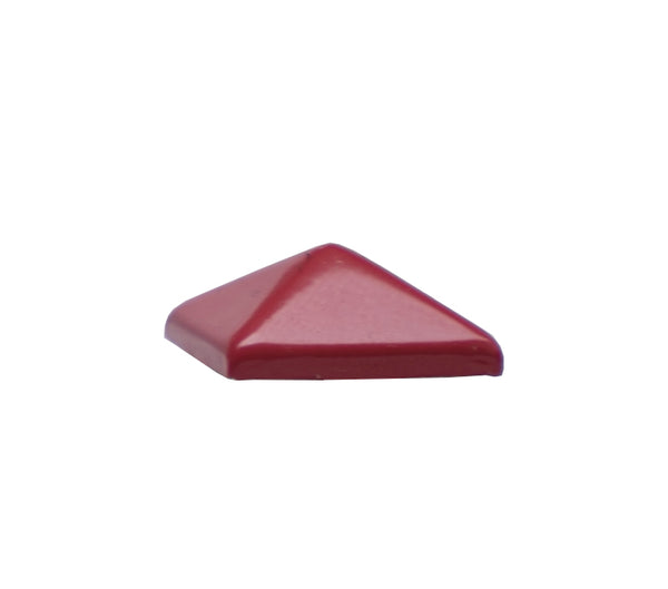 Pyramid stud - 16.5mm RED