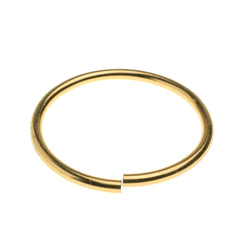 Open Ring - 52mm Gold