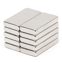 Rectangle Magnet 30mm x 10mm x 2mm