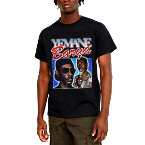 Legends Collection: Yemane Barya Homage Tee