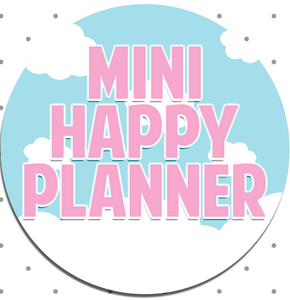 Mini Happy Planner - Printable