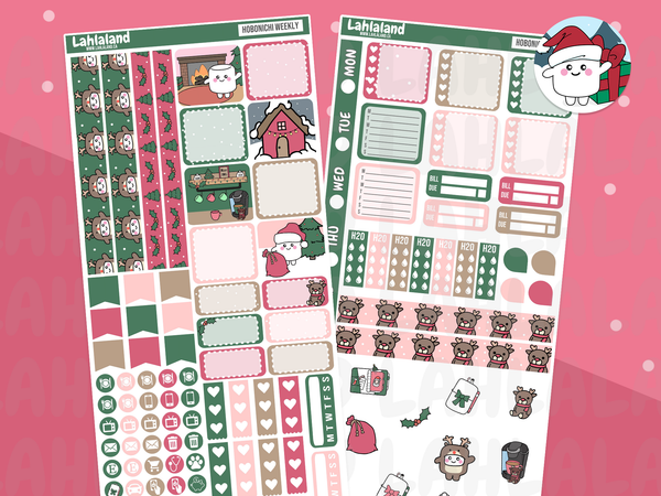 Tripp Holiday Hobonichi Bundle