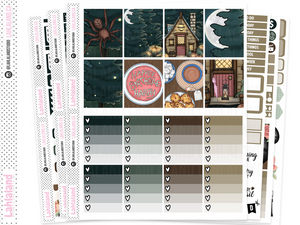 Erin Condren - Tea At Hagrids Weekly Kit
