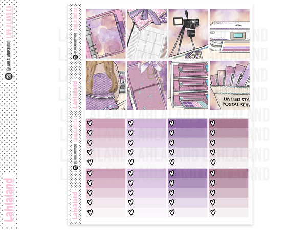 Erin Condren - Planner Shop Weekly Kit