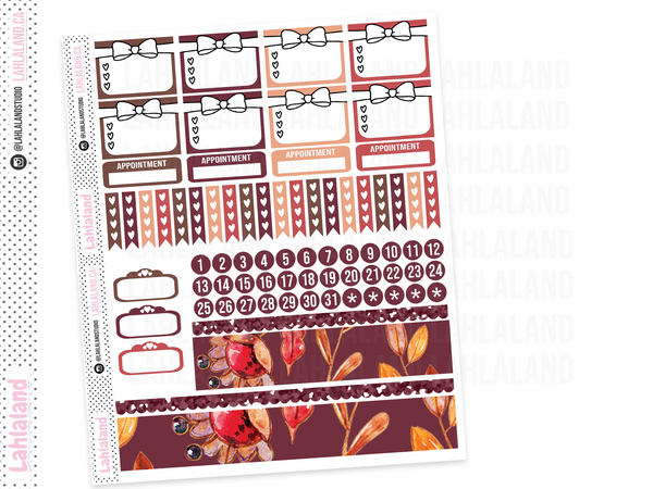 Standard Vertical - Autumn Delights Weekly Kit