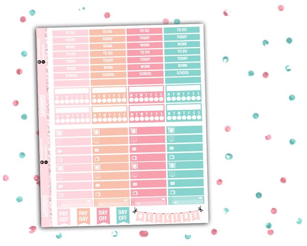 Classic Happy Planner - More Summer Weekly