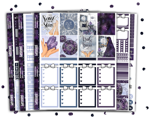 Erin Condren - She Is Magic Weekly