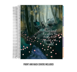 Forest Sky - Erin Condren Planner Cover