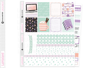 Standard Vertical, Classic Happy Planner - Cozy Office Weekly