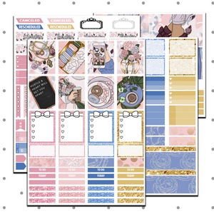 Erin Condren - Instagram Blogger Weekly Kit