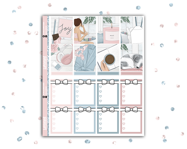 Erin Condren - Lazy Day Weekly