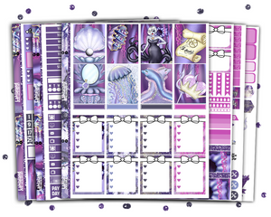 Erin Condren - Ursula Weekly Kit