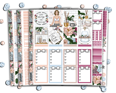 Erin Condren - Fresh Start Weekly Kit