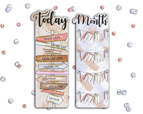 Storytime Printable Bookmark