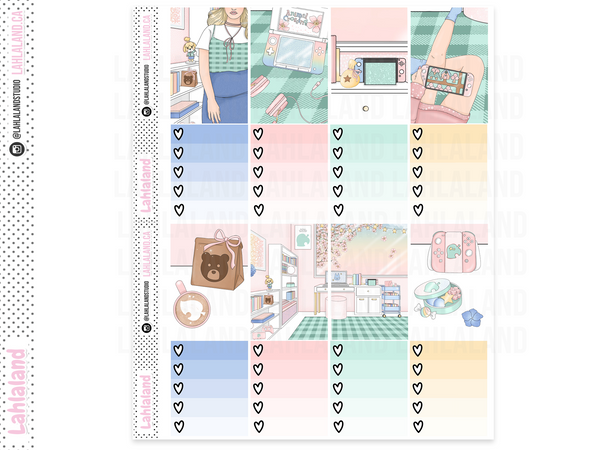 Classic Happy Planner - Spring Horizons Weekly Kit