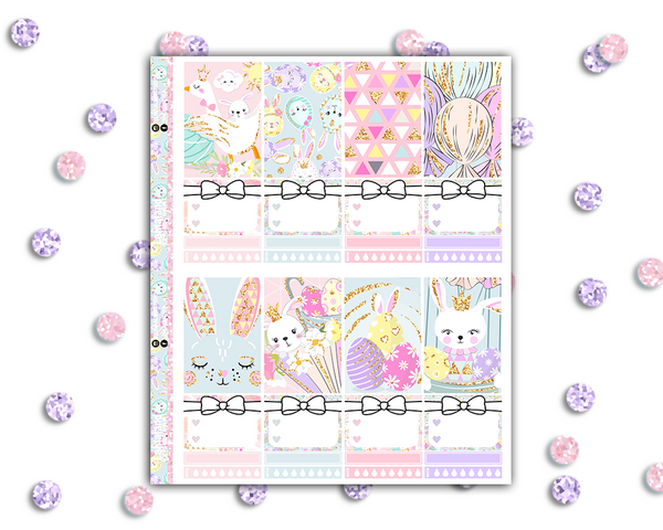 Some Bunny Loves You Weekly Kit - Classic Happy Planner