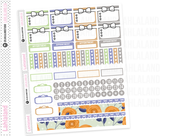 Classic Happy Planner - Sparkle And Shine Weekly Kit