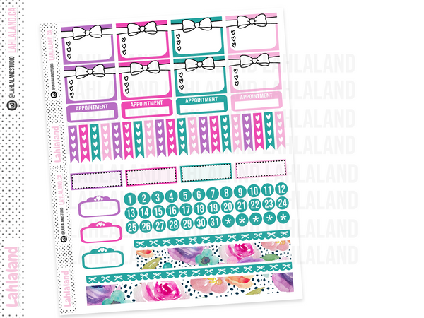 Classic Happy Planner - Lola Weekly Kit