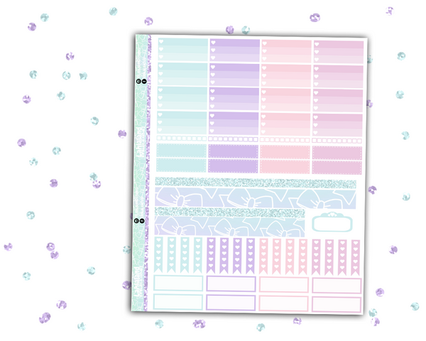 Classic Happy Planner - Splash Weekly Kit