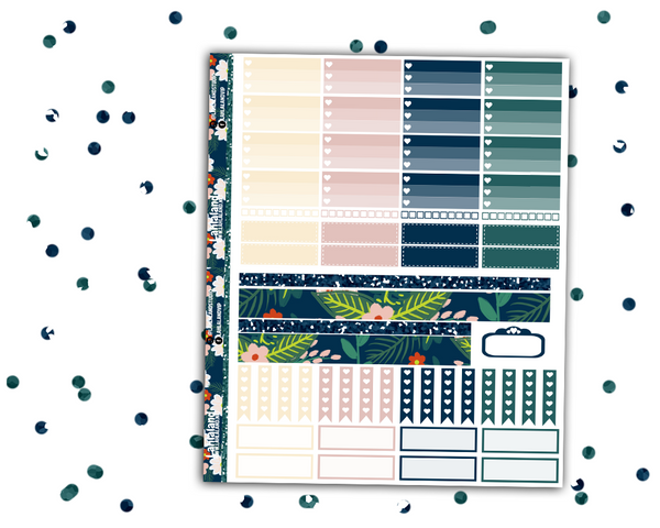 Classic Happy Planner - Palm Springs Weekly Kit