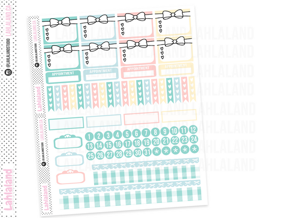 Classic Happy Planner - Egg Hunt Weekly Kit