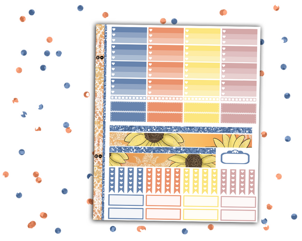 Classic Happy Planner - Sun Child Weekly Kit