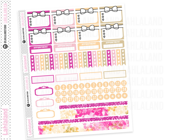 Classic Happy Planner - Desk Till Dawn Weekly Kit