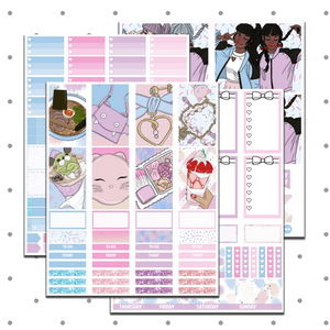 Classic Happy Planner - BFF's Weekly Kit