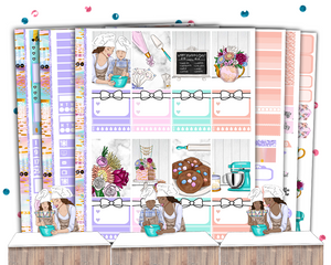 Classic Happy Planner - Sweet One Weekly Kit