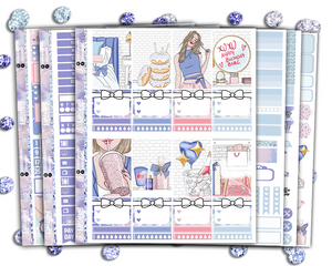 Classic Happy Planner - Birthday Girl Weekly Kit