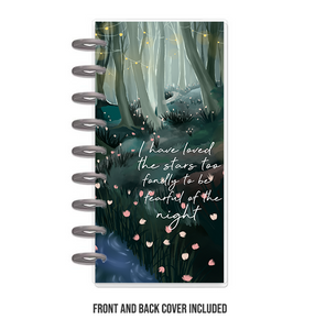 Forest Sky - Half Sheet Planner Cover