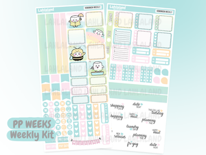 Hobonichi Weeks - Tripp Spring Weekly Kit