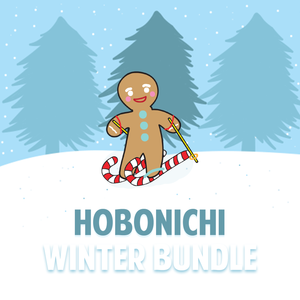 Hobonichi Winter Exclusive Bundle