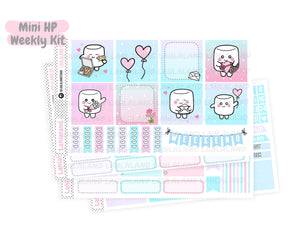 Mini Happy Planner - Tripp Valentine's Weekly Kit