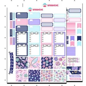 Wings Weekly Kit - Mini Happy Planner