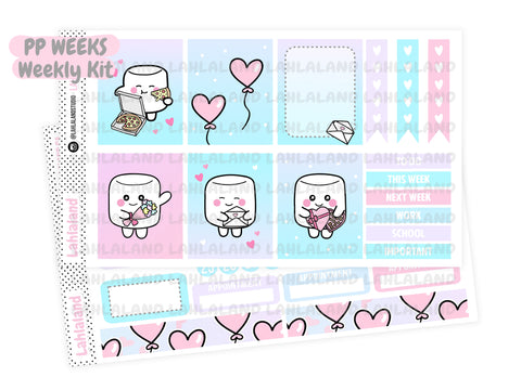 PP Weeks - Tripp Valentine's Weekly Kit