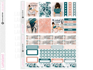 PP Weeks - Bookworm Weekly Kit