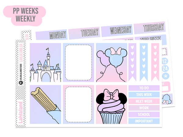 PP Weeks - Magic Treats Weekly Kit