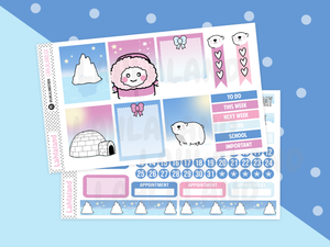 PP Weeks / Mini Kit - Arctic Tundra Weekly Kit