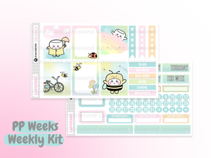 PP Weeks - Tripp Spring Weekly Kit
