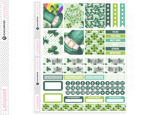 PP Weeks - St Patricks Day Weekly Kit